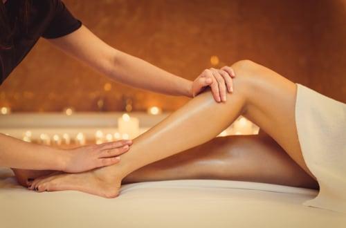 Massage des jambes 15mn