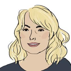 Portrait de Christelle, une des meilleures coiffeuses de Paris