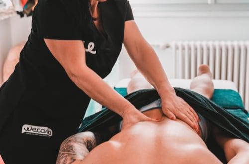 Massage Thai 60mn