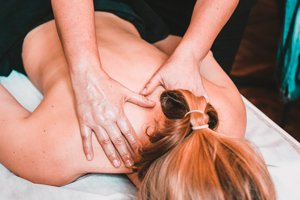 Massage Deep Tissue 60mn à domicile