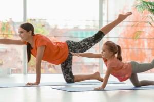 Fitness enfants en visio 60mn