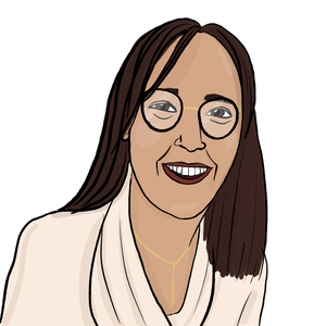 Portrait dessiné de Djazaria