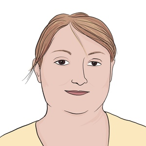 Portrait dessiné de Djedjida