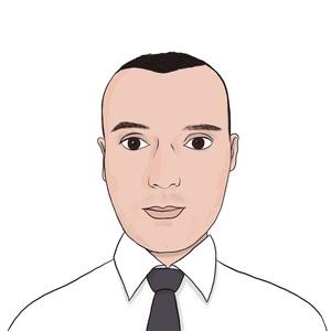 Portrait dessiné de Ismail