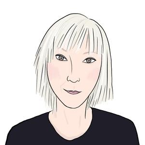 Portrait dessiné de Laure