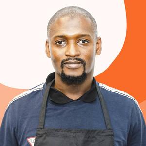 Portrait dessiné de Mamadou