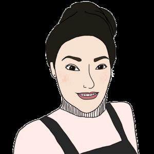 Portrait dessiné de Mariana
