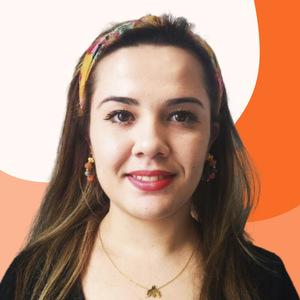 Portrait dessiné de Nadia