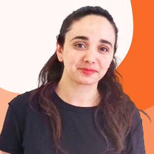 Portrait dessiné de Yasmina