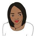 Portrait dessiné de Prisca