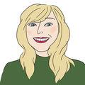 Portrait dessiné de Sandrine