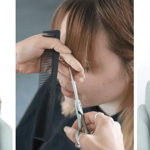 Coiffure femme : coupe rétro des années 60