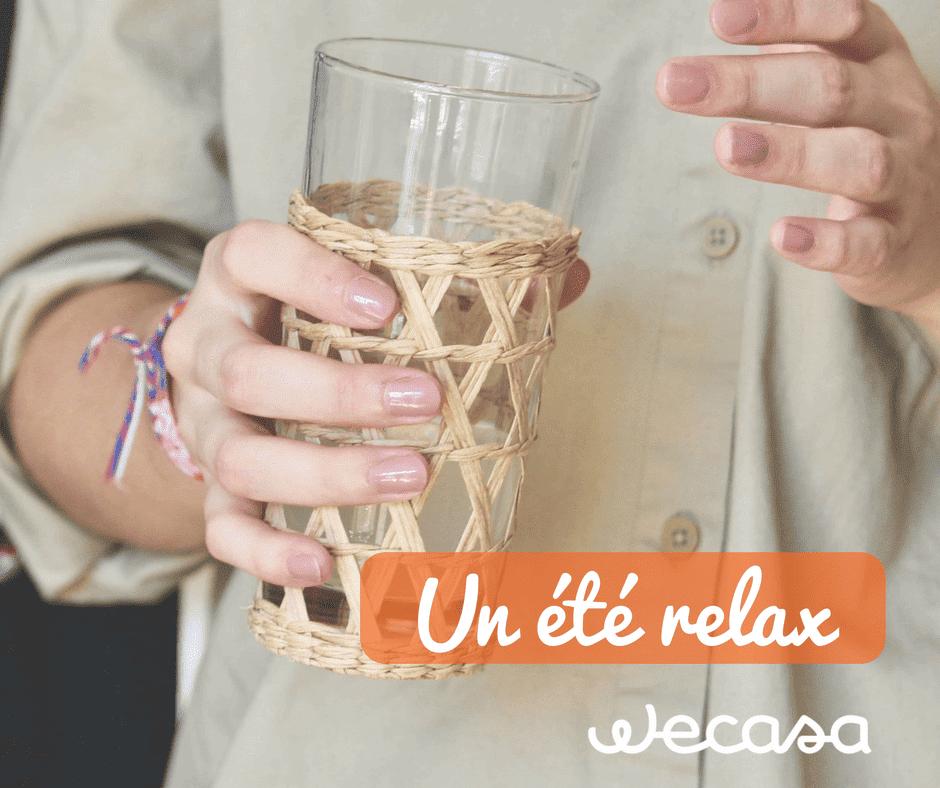 un été relax avec wecasa