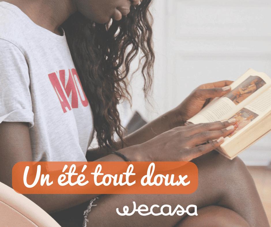 un été tout doux avec wecasa
