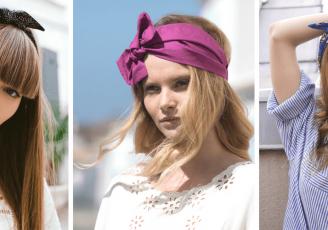 Où trouver de jolis headbands ? 5 marques coups de coeur