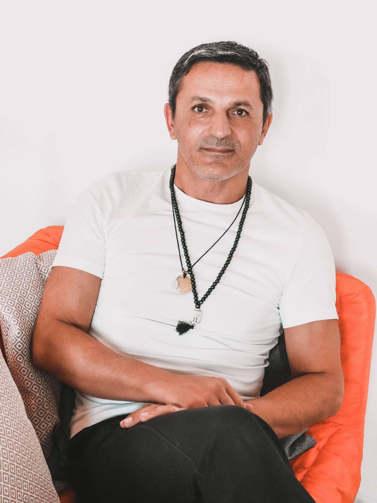 Olivier, masseur à domicile Wecasa