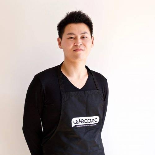 Heng, coiffeur à domicile Wecasa