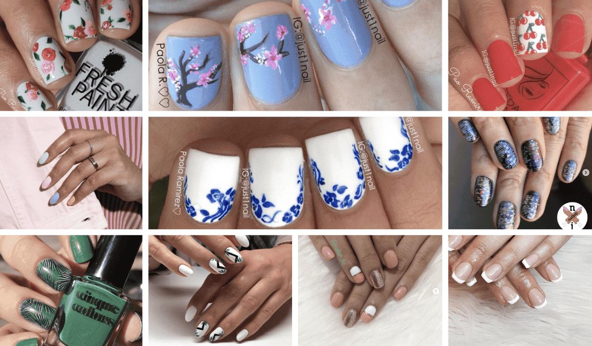 Top 10 des meilleurs Nail art pour finir l'été