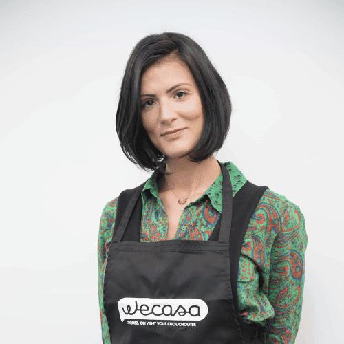 Laura, coiffeuse Wecasa à Garches