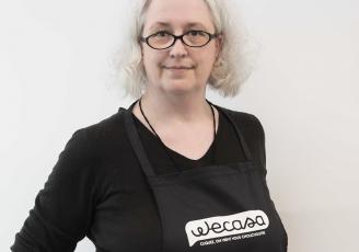 Natacha, coiffeuse Wecasa à Nantes