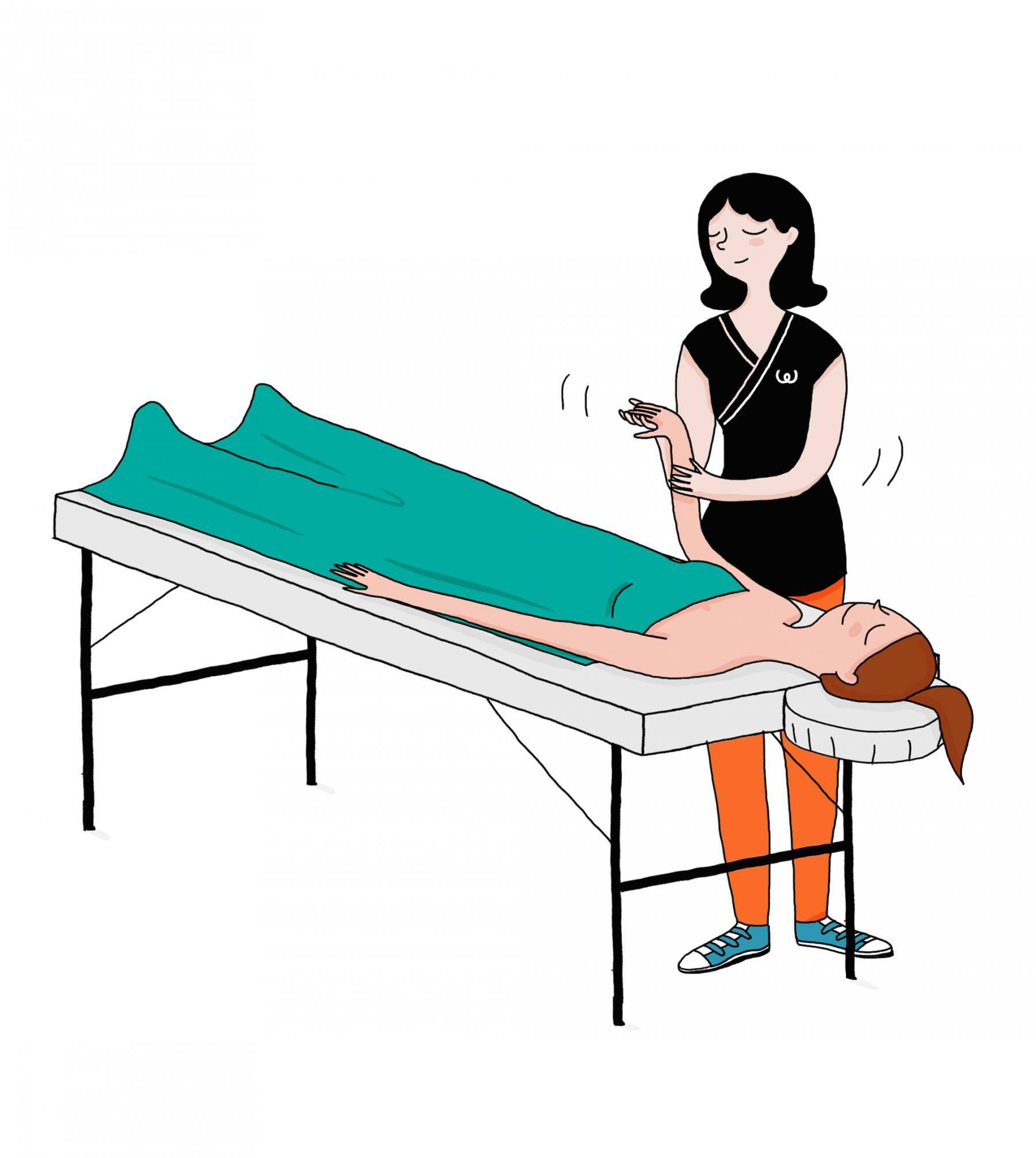 Découvrez les avis sur Wecasa Massage