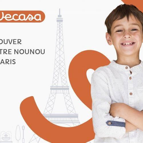 Trouver une nounou à Paris