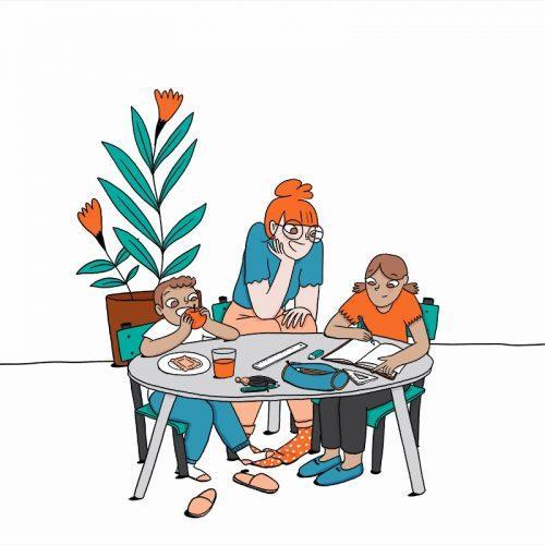 Garde d'enfants et confinement : idées et astuces