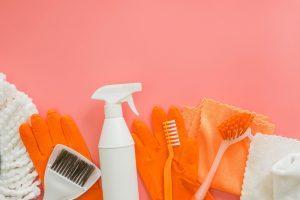 Service de nettoyage à domicile produits